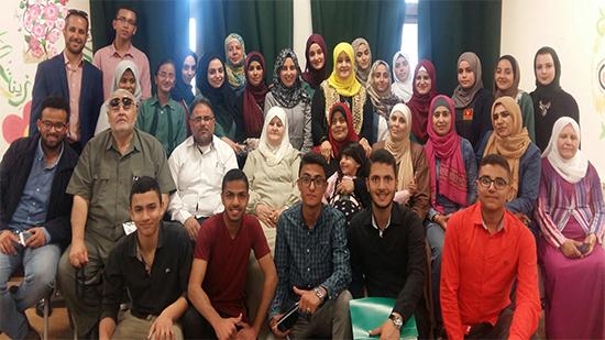 الأديبة د.سناء الشعلان تحاضر في الورشة الإبداعية لوزارة التّربية والتعليم-طنجة-الأدبية