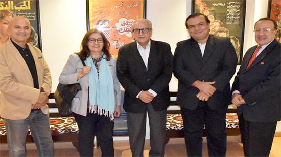 مهرجان شرم الشيخ السينمائي يكرم المخرج علي بدرخان في دورته الثانية-الأدبية
